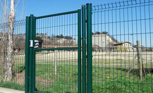 Carpintería Metálica Anfer, instalación de mallas electro soldadas