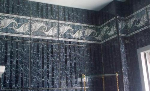 techo aluminio baño