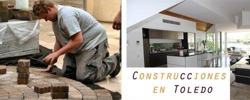 Construcciones en Toledo