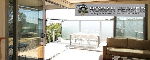 Carpintería de Aluminio Román Ferrer